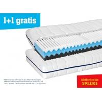 "Möbelix Matratzenangebote – zB: 2 STK Primatex Matratze ""Silvy"" um 278,90 € inkl. Versand"