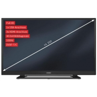 Möbelix: Grundig VLE 4421 28″ LED-Backlight-TV um 302 € inkl. Versand