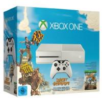 Xbox One Konsole in weiß + Sunset Overdrive inkl. Versand um nur 299€
