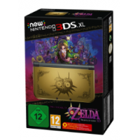 Nintendo New 3DS XL – The Legend of Zelda: Majora's Mask Limited Edition inkl. Versand um 229€ als Saturn Tagesdeal