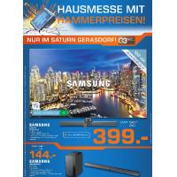 Saturn Gerasdorf (G3) Hausmesse Aktionsprospekt bis 21. März 2015