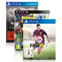 15% auf alle PS3- und PS4-Spiele am 13.3.2015 bei Müller