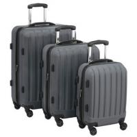 Packenger Premium Reisekoffer Velvet 3er-Set inkl. Versand um 84,29€