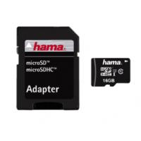 Saturn-Tagesdeals – zB.: HAMA MicroSDHC 16GB Class 10 inkl. SD Karten Adapter um 9 € inkl. Versand