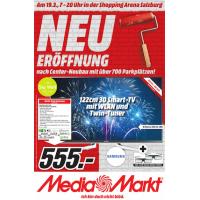 Media Markt Salzburg Neueröffnung – alle Eröffnungsangebote vom 19. – 21. März 2015 im Preisvergleich!