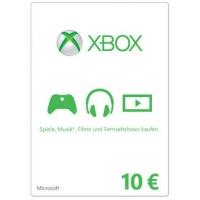 Saturn-Tagesdeals – zB.: 10 € Xbox Live Guthabenkarte um 6,90 €