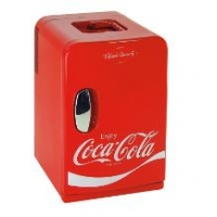 Saturn-Tagesdeals – zB.: Ezetil Minikühlschrank MF15 12/230V Coca-Cola um 81,99 € inkl. Versand