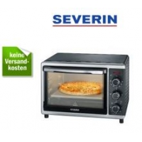 Redcoon Supersale – zB.: Severin TO 9720 Minibackofen um 39,99 €