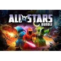 Bundle Stars: All Stars Bundle – 8 Games um nur 2,18€ statt 96,92€
