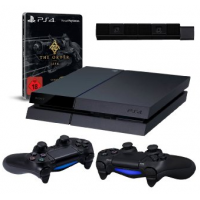 PlayStation 4 – Konsole inkl. The Order: 1886 Limited Steelbook Edition + 2x Wireless Controller + Kamera um 399€ – nur am 29. März 2015