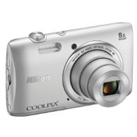 Saturn-Tagesdeals – zB.: Nikon Coolpix S3600 Digitalkamera + 2. Akku + 8GB Speicherkarte + Tasche inkl. Versand um 99€