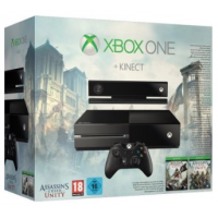 Xbox One Bundles im Angebot – z.B.: Xbox One Kinect Bundle + Assassin's Creed Unity und Black Flag inkl. Versand um 359€