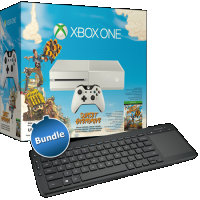 Diverse Microsoft Xbox One Bundles um 303,95€ bei ZackZack