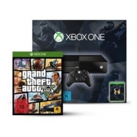 Xbox One Konsole inkl. Halo – The Master Chief Collection (DLC) + Grand Theft Auto V für nur 349 Euro