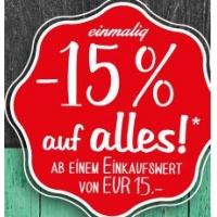 15 % Rabatt für Friends of Merkur vom 2.-4.4.2015 einlösbar & Ich such's mir aus Rabatte bis 8.4.2015 – z.B.: -25 % auf Süsswaren