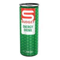 Spar: S-Budget Energy Drink für 24 Cent pro Dose im 24er Tray