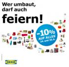 -10% auf alle Artikel am 24.6 und 25.6.2011 @Ikea Haid