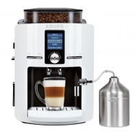 Saturn-Tagesdeals – z.B.: Krups EA 8245 Espressomaschine um 349€