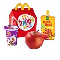 McDonald's: Gratis Happy Meal bei Kauf eines McMenüs