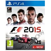 Formula 1 2015 für PS4 und Xbox One um je nur 49,99€