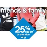 -25% im Adidas Online Shop bis 24.4.2015 – 01:00 Uhr