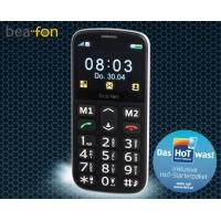 Hofer: Mobiltelefon mit großen Tasten Bea-fon SL320 um 36,77 €