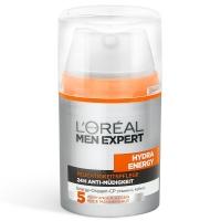 L'Oréal Paris Men Expert Hydra Energy Feuchtigkeitspflege Anti-Müdigkeit 50 ml inkl. Versand um 2,68€ bei Amazon.de