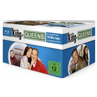 The King of Queens HD Superbox [Blu-ray] um 44,97€ statt 63,99 €