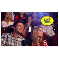 5x Kinogutschein für 2D Filme inkl. Überlänge in der UCI–Kinowelt um 31€