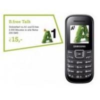 Samsung E1200i inkl. B.free Simkarte um 9,90 €