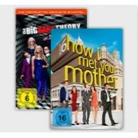 2 TV Serien Staffeln auf DVD für nur 9,99€ bei Media Markt