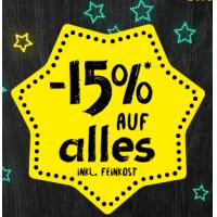 Late-Night-Shopping am 30.04.2015 (18-21 Uhr) bei Merkur: -15 % Rabatt auf den gesamten Einkauf
