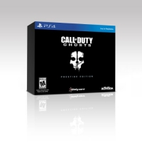 Call of Duty Ghosts – Prestige Edition (PS4) gebraucht ab 15,22 Euro
