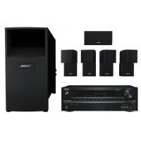 Cyberport: Onkyo TX-NR535 AV Receiver + Bose Acoustimass 10 Heimkinolautsprecher  um 899 €