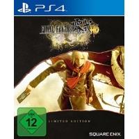 Amazon: exklusive PS4 & Xbox One Games im Tagesangebot – zB.: Final Fantasy Type-0 HD – Steelbook Edition PS 4 um 39,97 €