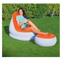 TOP! Aufblasbarer Sessel inkl. Hocker ab 9,50€ – versandkostenfrei
