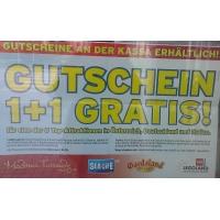 Penny: 1+1 GRATIS-Aktion auf Eintrittskarten von 5 Attraktionen (Madame Tussauds Wien, Gardaland Sea Life Aquarium, …)