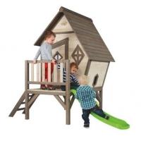 Möbelix Super-Schnäppchen: Freizeitspaß für Kinder – zB. Kinderspielhaus Sunny Cabin XL um 418 € inkl. Versand