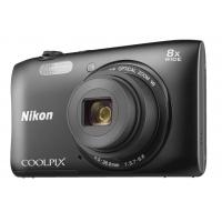 Saturn-Tagesdeals – z.B.: Nikon Coolpix S3600 Kompaktkamera um 88 €