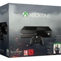 Xbox One 500 GB Konsole + The Witcher 3 (DLC) für 353,98 €