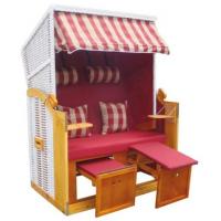 Gartenmöbel bei Möbelix – z.B.: Strandkorb inkl. Versand um 268€