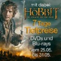7 Tage Film-Angebote bis 31. Mai 2015 bei Amazon