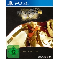 Amazon: Final Fantasy Type-0 Steelbook für PS4/Xbox One um je 39,97 €