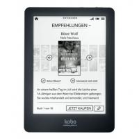 Libro: KOBO Glo um 34,99 € / KOBO Touch um 24,99 €