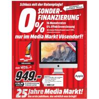 Media Markt Vösendorf (SCS) Sonderprospekt mit sehr guten Preisen!