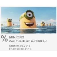 """Extrawürstel"" App: Minions-Film – 2 Kino-Karten um 8 €"