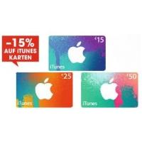 Libro: – 15% auf iTunes-Karten bis 17. Juni 2015