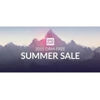 Summer Sale bei GoG.com: Bis zu -90% auf DRM-freie Spiele