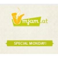 Special Monday: 3€ sparen bei willessen.at und mjam.at von 15 – 17 Uhr