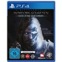 Amazon: Mittelerde: Mordors Schatten – Game of the Year Edition für PS4 / Xbox One um 32,97 € und PC um 24,97 €